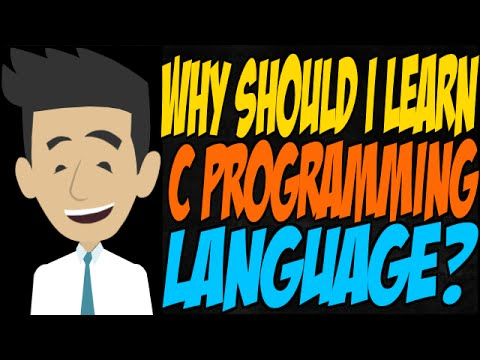 Video Why Should I Learn C Programming Language?