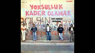 Cem Karaca & Dervişan - Sevdan Beni (1977, High Quality)