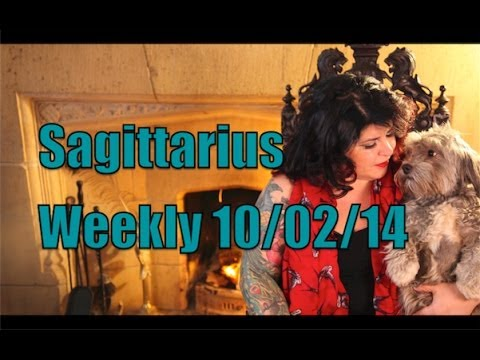 Sagittarius Weekly Astrology 10th February 2014 with Michele Knight