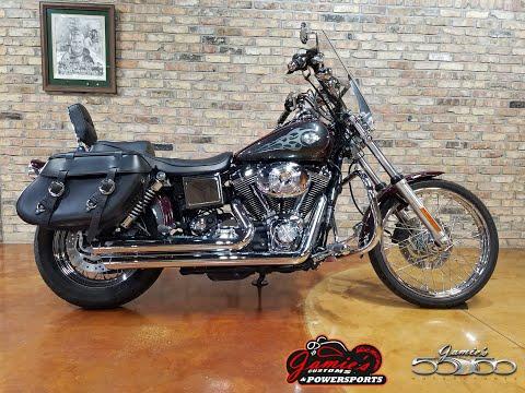 2005 Harley-Davidson FXDWG/FXDWGI Dyna Wide Glide® in Big Bend, Wisconsin - Video 1