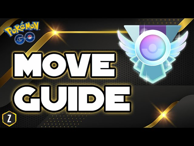 Pokemon GO: Top 5 moves to get with Elite Fast TMs