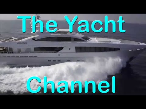 Heesen 130 Tri-deck video