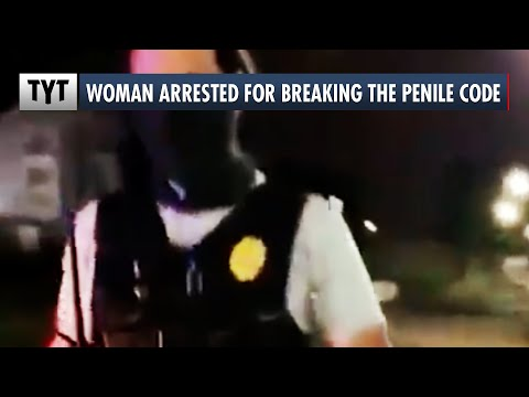 Kenosha Cop Arrests Woman For Dick Joke