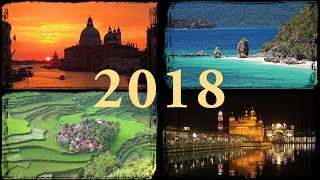2018 Rewind: Amazing Places on Our Planet in 4K Ultra HD (2018 in Review)   #YouTubeRewind