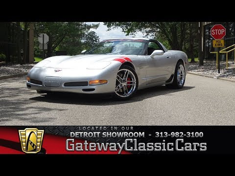 Video of '01 Corvette - LC3A