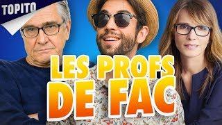 TOP 8 DES TYPES DE PROFS DE FAC, On A Tous Eu Les Mêmes