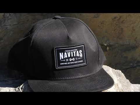 Navitas MFG BLACK SNAPBACK - sapka  videó