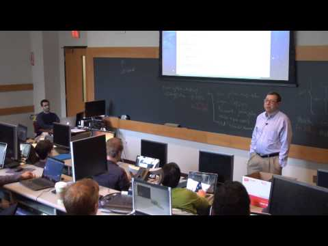Videos from the Julia tutorial at MIT