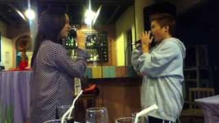 Charice And Alyssa Quijano (duet) - Just Give Me A Reason