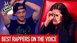 Gambar cover The Voice | BEST RAP Blind Auditions worldwide [PART 2]