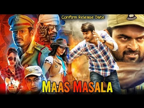 Nakshatram Hindi Dubbed Full Movie Release Date Confirm | Sundeep Kishan, Sai Dharam Tej | ZeeCinema