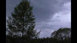 First Thunder 2018-05-11 In Sweden