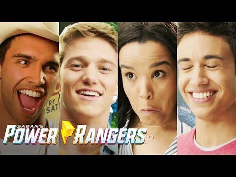 'Bloopers & Outtakes' BTS on Set! | Power Rangers: Super Ninja Steel