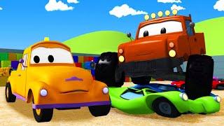 Odtahové auto pro děti - Monster Truck Marley Odtahové auto