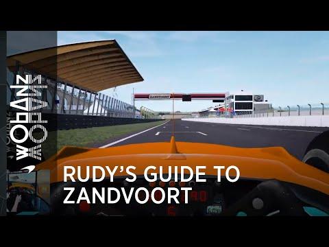 Rudy van Buren Zandvoort lap rFactor 2