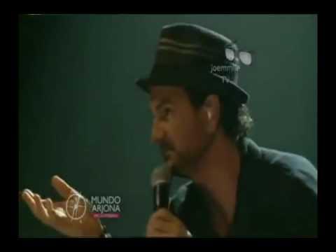 Te acuerdas de mi, íntimo puerto rico Ricardo Arjona