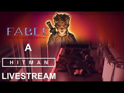 Hitman a Fable odznova! | Záznam | Mafiapau