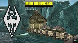 ATMORAN HEARTH PLAYER HOME!!- Xbox Modded Skyrim Mod Showcase