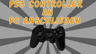 How To Connect Your PS3 Controller To Your PC NO MOTIONJOY