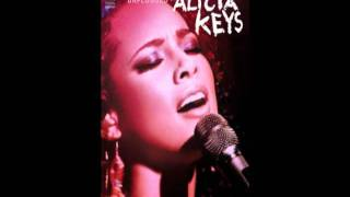 Alicia Keys - Intro Alicia's Prayer  Unplugged