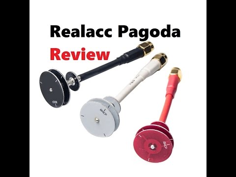 Realacc 5.8G Pagoda Antenna Review - Worth The Hype But.... Watch Until The End