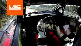 WRC - Rally Sweden 2020: Onboard compilation Toyota