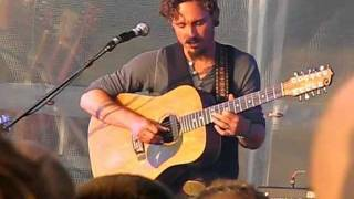 John Butler Trio  -  What You Want  -  Lusty Glaze Beach  10.7.11 (1/6)
