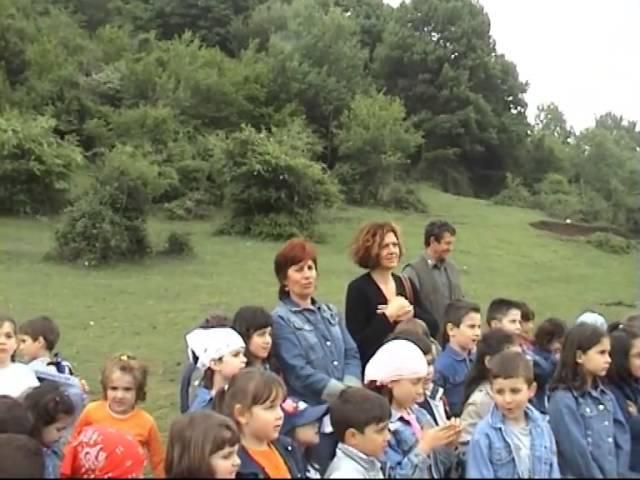 Jim Koller Parlare con gli alberi Prato Favale Marcellina – video