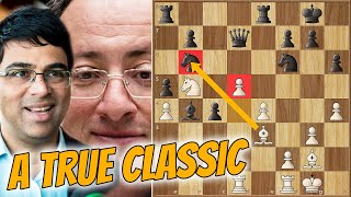 When All Seems Lost || Gelfand Vs Anand || Chess24 Legends Of Chess (2020)