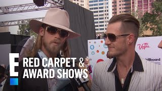 Florida Georgia Line Reveals Backstreet Boys Concert Plans | E! Live from the Red Carpet
