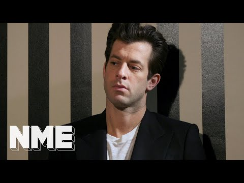 In Conversation With Mark Ronson 'There's A Sadness And Melancholy In A Lot Of My Favourite Records' - NME