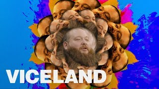 Thats Pretty High | ACTION BRONSON WATCHES ANCIENT ALIENS