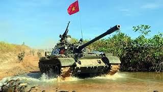 Thuật lại trận 1 tăng T-54 QĐND VN đấu 10 tăng M-41 VNCH (396)