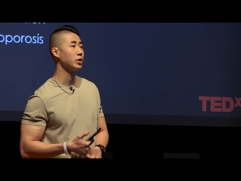 Power of Fitness | Vincent Lam | TEDxRanneySchool