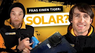 Solaranlage Wohnmobil / Camper - Berechnen, Verkabelung, autark sein ... ANTWORTEN auf EURE FRAGEN!