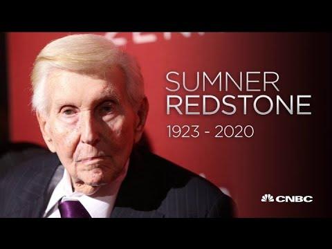Remembering media mogul Sumner Redstone