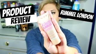 Rimmel London #Instaflawless | ThePopHeir | Product Review