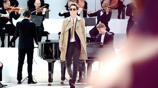 Highlights From The Burberry Menswear SpringSummer 2016 Runway Show