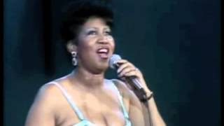 Aretha FRANKLIN  'Something He Can Feel' Live At Park West 198531