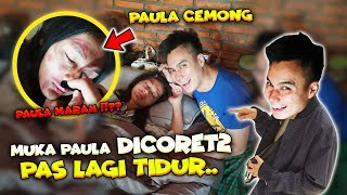 Video PAULA MURKA ?! LAGI TIDUR DICORET2 MUKANYA PAKE LIPSTIK ... MP3, 3GP, MP4, WEBM, AVI, FLV September 2019