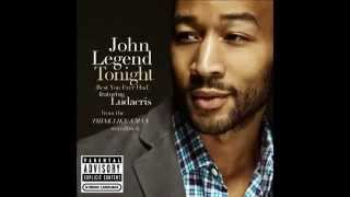 John Legend - Tonight (Best You've Ever Had) From Think Like A Man Soundtrack