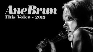 Ane Brun -This Voice 2013 (Official Video HD)