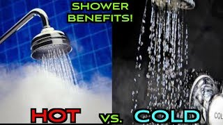 Hot vs. Cold Shower Health Benefits