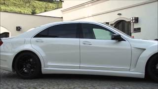Mercedes S-Class - W221 - AMG Body kit - Tuning