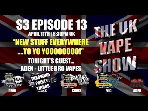 the-uk-vape-show-242-s3-episode-13--new-stuff-everywhere