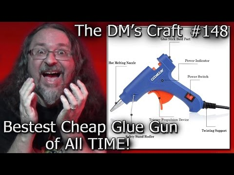 Bestest Cheap GLUEGUN of All TIME! (DM's Craft #148)