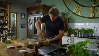James Martin's Chicken Curry with Basmati Rice Recipe - Shemin's Curry Paste on Home Comforts