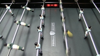 #TECH24: Foosball gets its own social network!