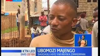 Mamlaka ya kutathmini ujenzi yaanza mchakato ya kubomoa majumba hafifu jijini Nairobi