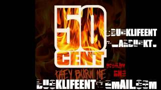 """(HQ) 50 Cent """"They Burn Me"""" official instrumental - prod.by D.A (DOPE AMIGO) of RNO Productions llc,"""